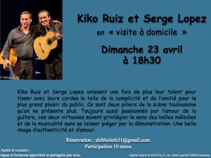 Duo Kiko et Serge